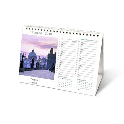 Kalendarz biurkowy wzór 2 - Zamówienie