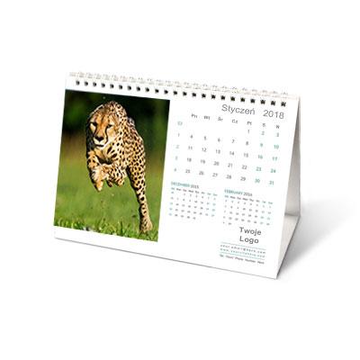 Kalendarz biurkowy wzór 3 - Zamówienie